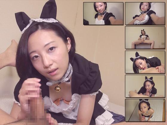 【同人動画】【個人撮影】SNSで繋がった女子大生Mに自撮りオナニーとフェラをさせてみた件のトップ画像
