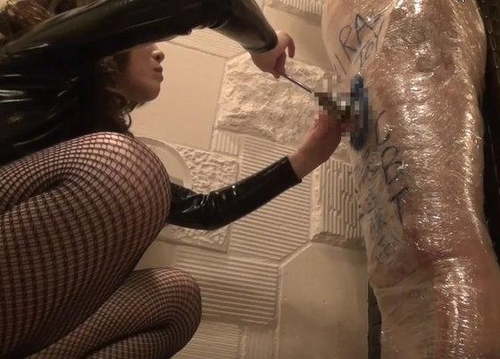 【同人動画】マミフィケーション拘束での尿道責め・CBT のアイキャッチ画像