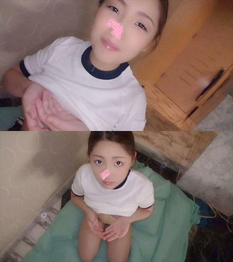 【同人動画】◆ブルマ×萌え少女の幼さ全開なフェラチオ【個人撮影】のトップ画像